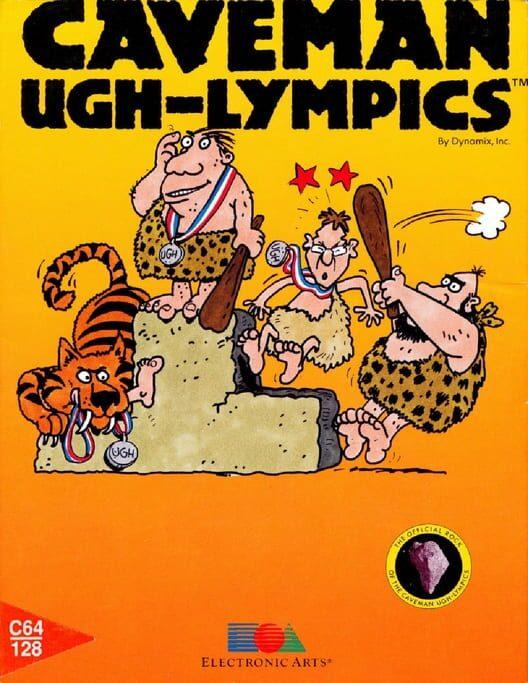 Caveman Ugh-Lympics Display Picture