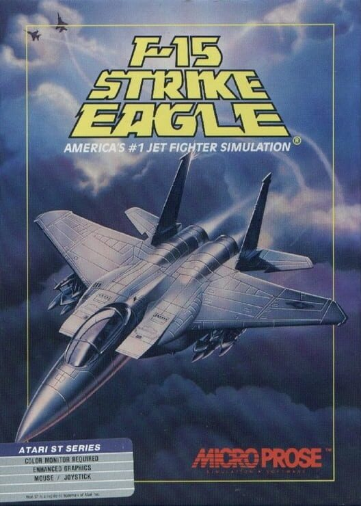 F-15 Strike Eagle image