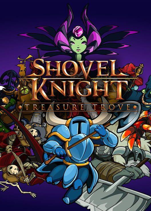 Shovel Knight: Treasure Trove - GG  Video Game Collection