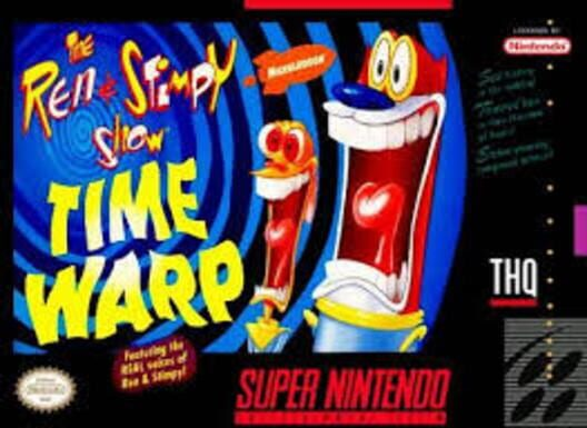 The Ren & Stimpy Show: Time Warp image