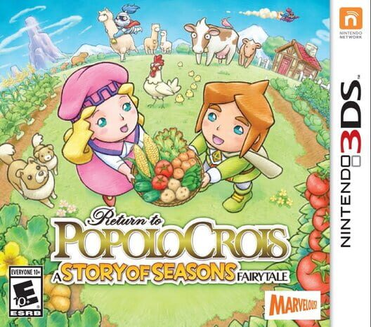 Return to PopoloCrois: A Story of Seasons Fairytale image