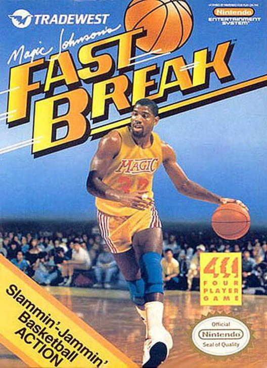 Magic Johnson's Fast Break image