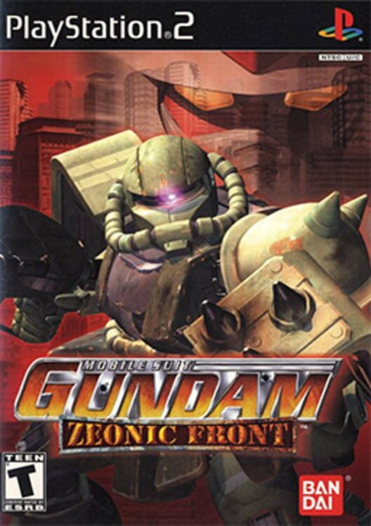 Mobile Suit Gundam: Zeonic Front image