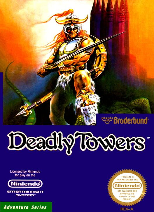 Deadly Towers Display Picture