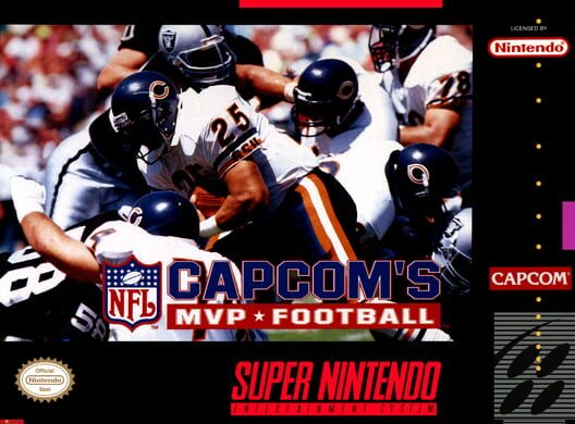 Capcom's MVP Football Display Picture