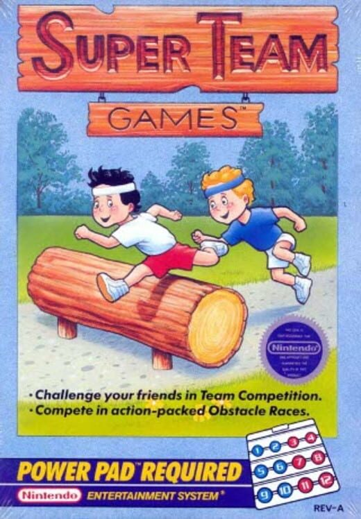Super Team Games image