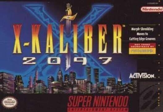 X-Kaliber 2097 Display Picture