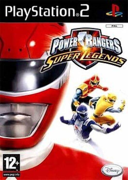 Power Rangers Super Legends Display Picture