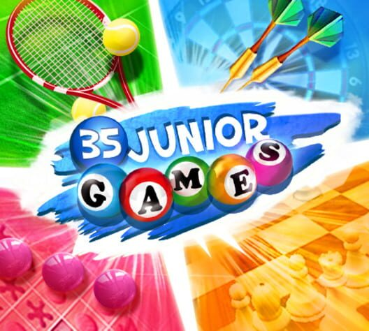 35 Junior Games Display Picture