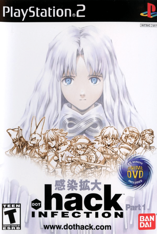 .hack//Infection for PlayStation 2
