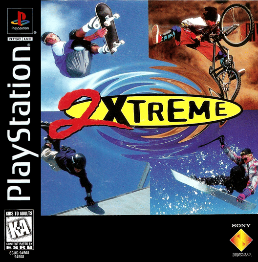2Xtreme (License) for PlayStation Portable
