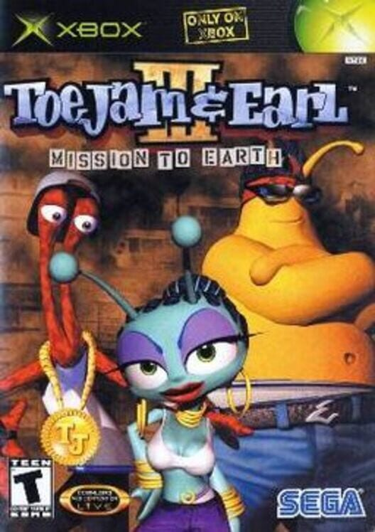 ToeJam & Earl III: Mission to Earth image