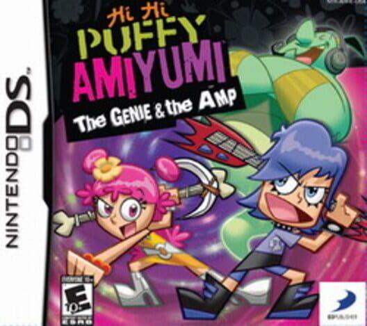 Hi Hi Puffy AmiYumi: The Genie and the Amp image