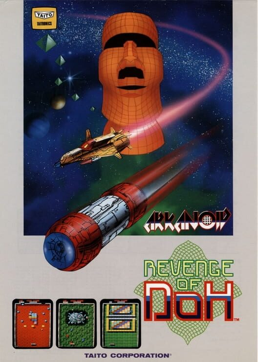 Arkanoid: Revenge of Doh Display Picture