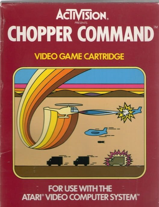 Chopper Command Display Picture