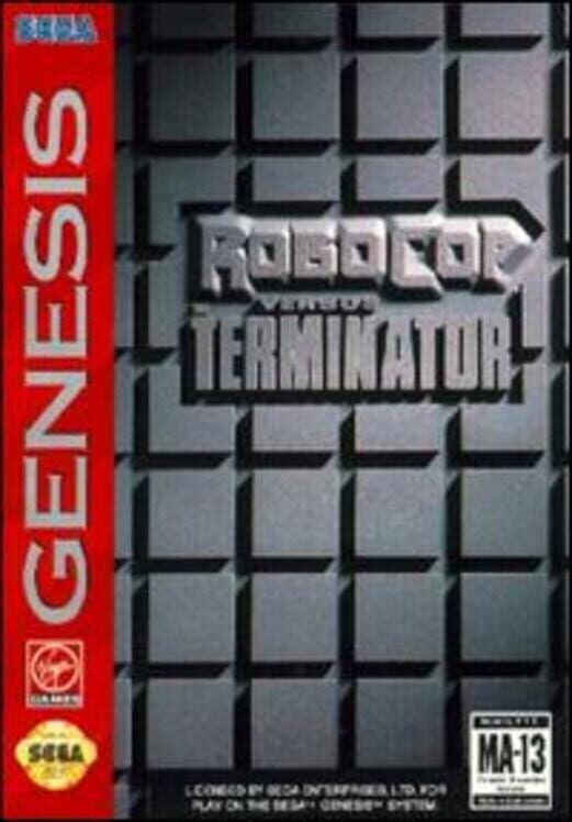 RoboCop Versus The Terminator image