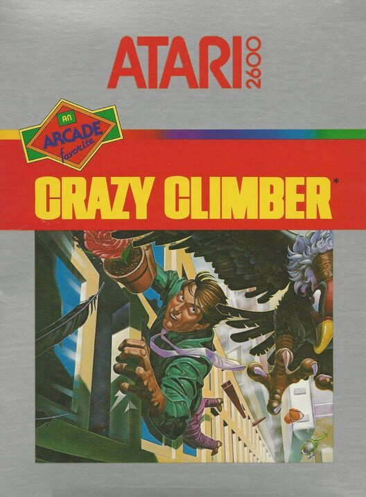 Crazy Climber Display Picture