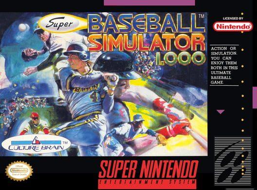 Super Baseball Simulator 1.000 image