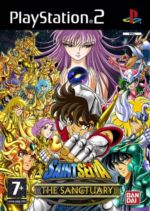 Games Like Saint Seiya: The Sanctuary