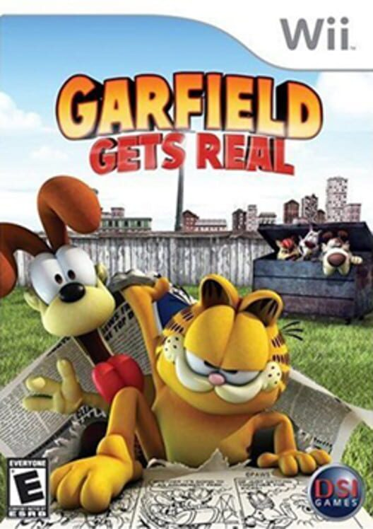 Garfield Gets Real Display Picture