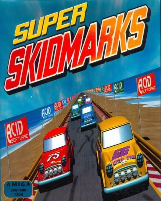 Super Skidmarks image