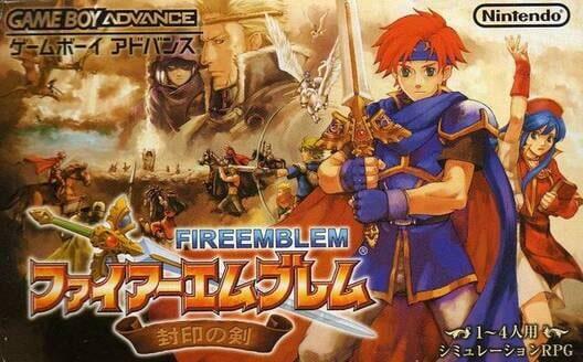 Fire Emblem: The Binding Blade image
