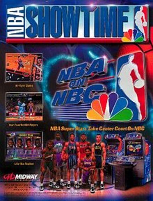 NBA Showtime: NBA on NBC image