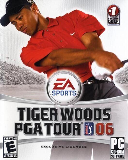 Tiger Woods PGA Tour 06 Display Picture