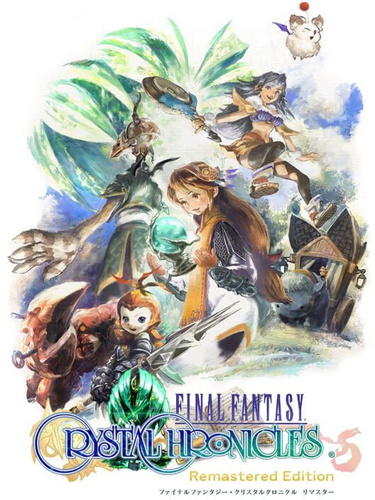 Final Fantasy Crystal Chronicles Remastered Edition image