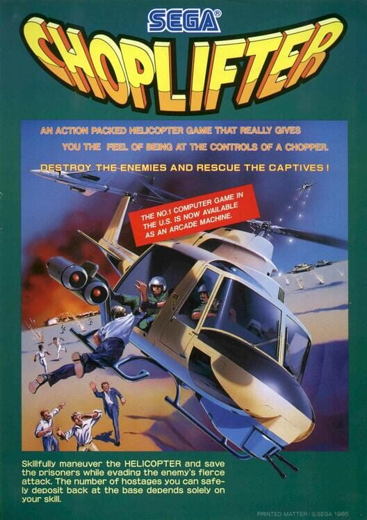 Choplifter Display Picture