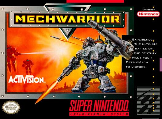 MechWarrior Display Picture