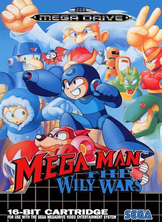 Mega Man: The Wily Wars Display Picture