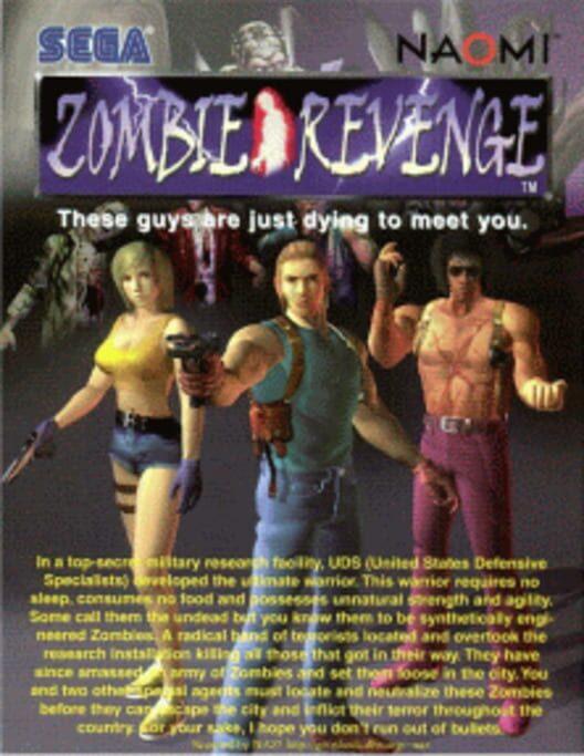 Zombie Revenge Display Picture