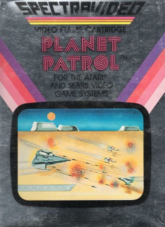 Planet Patrol Display Picture