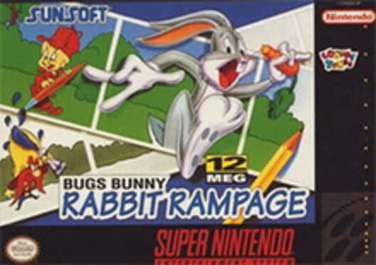 Bugs Bunny Rabbit Rampage Display Picture