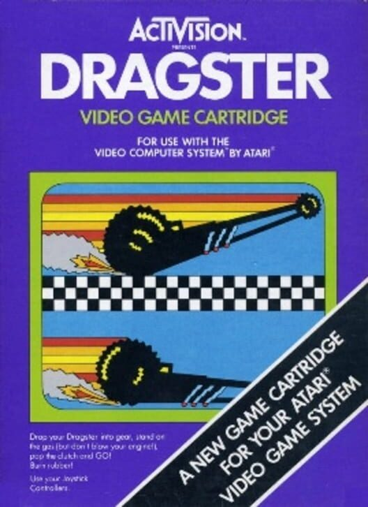 Dragster Display Picture
