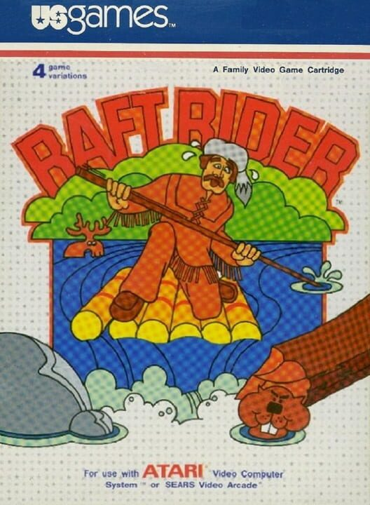 Raft Rider Display Picture
