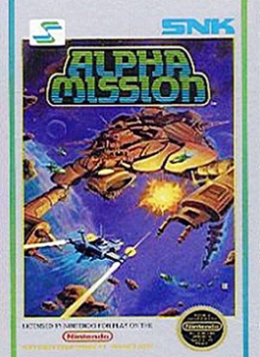 Alpha Mission image