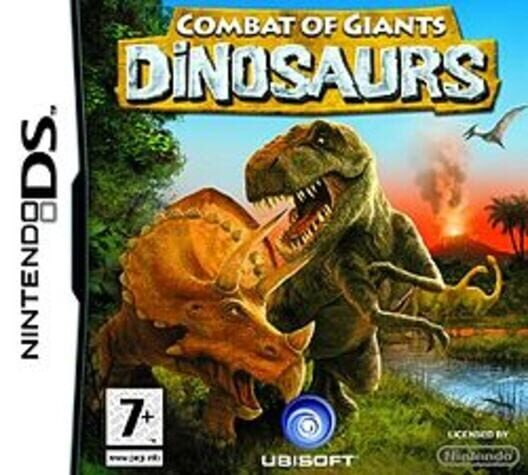 Combat of Giants: Dinosaurs Display Picture