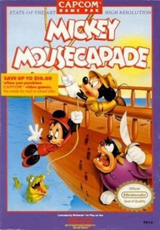 Mickey Mousecapade image
