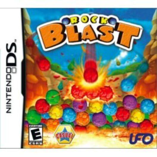 Rock Blast Display Picture