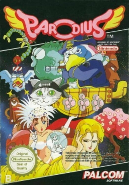 Parodius! From Myth to Laughter Display Picture