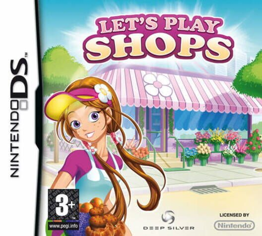 Let's Play Shops Display Picture