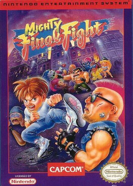 Mighty Final Fight image