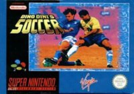 Dino Dini's Soccer Display Picture