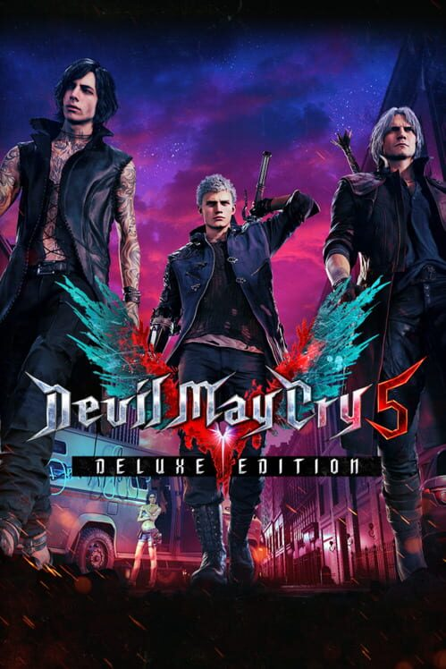 Devil May Cry 5: Deluxe Edition image