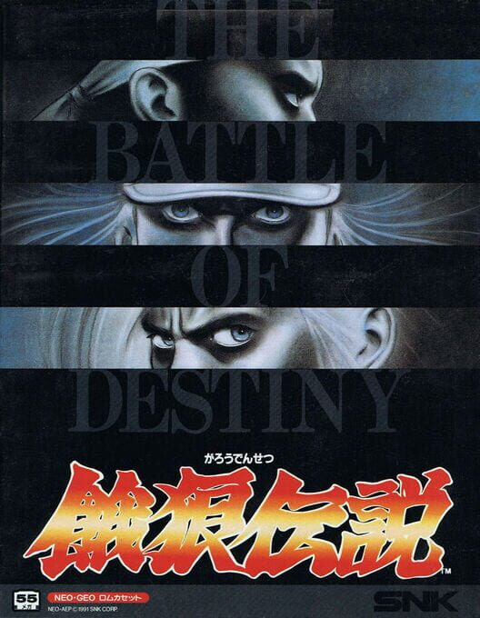 Fatal Fury: King of Fighters image