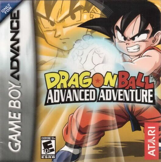 Dragon Ball: Advanced Adventure image