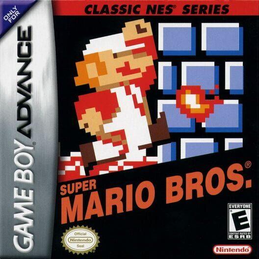 Classic NES Series: Super Mario Bros image