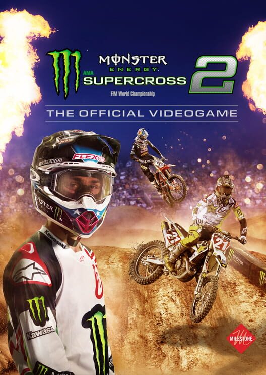 Monster Energy Supercross - The Official Videogame 2 image